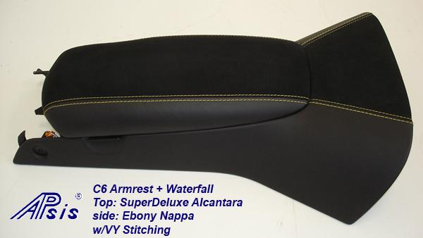 C6 Armrest+Waterfall-SA+EB w-vy stitching-individual-3