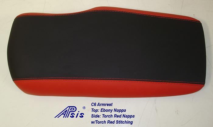 C6 Armrest-eb+torch red-no logo-1