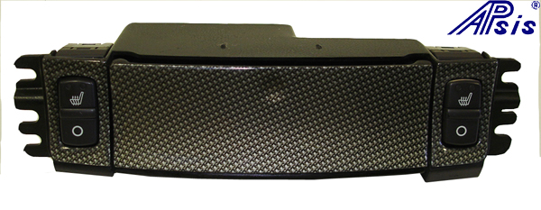 C6 Ashtray w-heated seat-C5 carbon-1