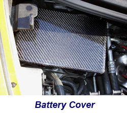 C6 Black CF-Battery Cover-installed-1 250