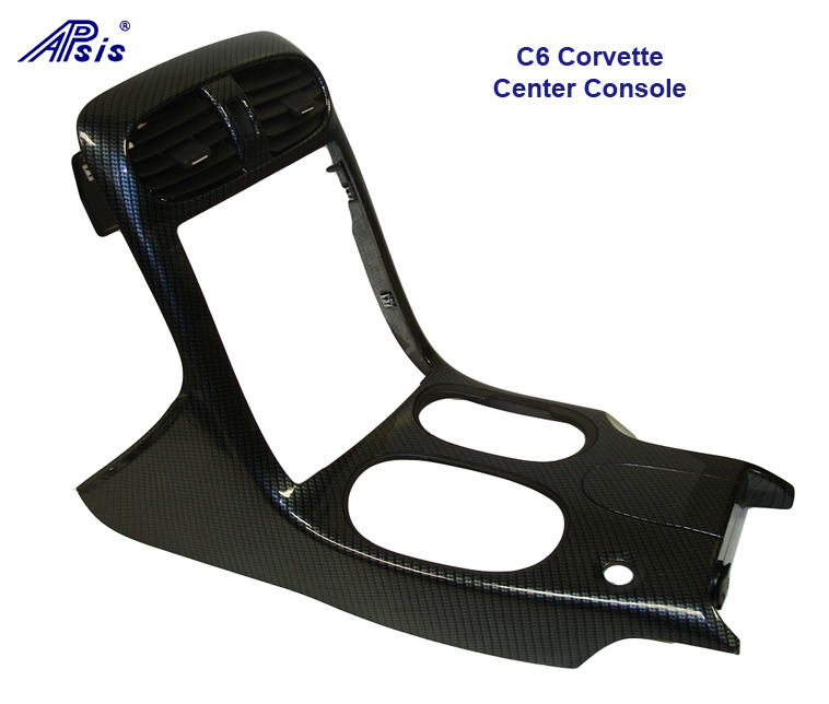 C6 C3 Carbon-Center Console-individual-1-done