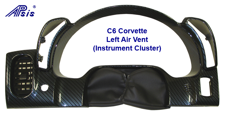 C6 C3Carbon-Instrument Cluster-1-done
