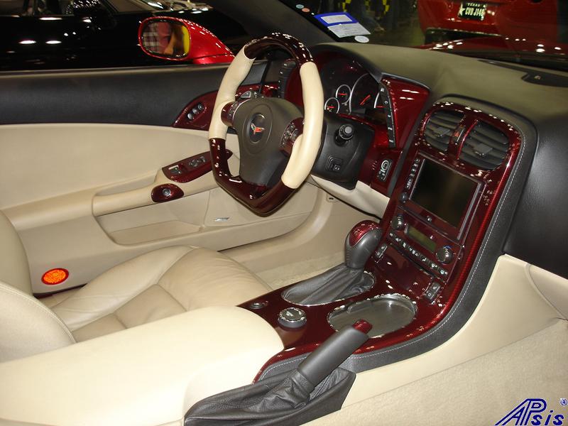 C6 C5 Red Carbon Pkg-installed-full view-2