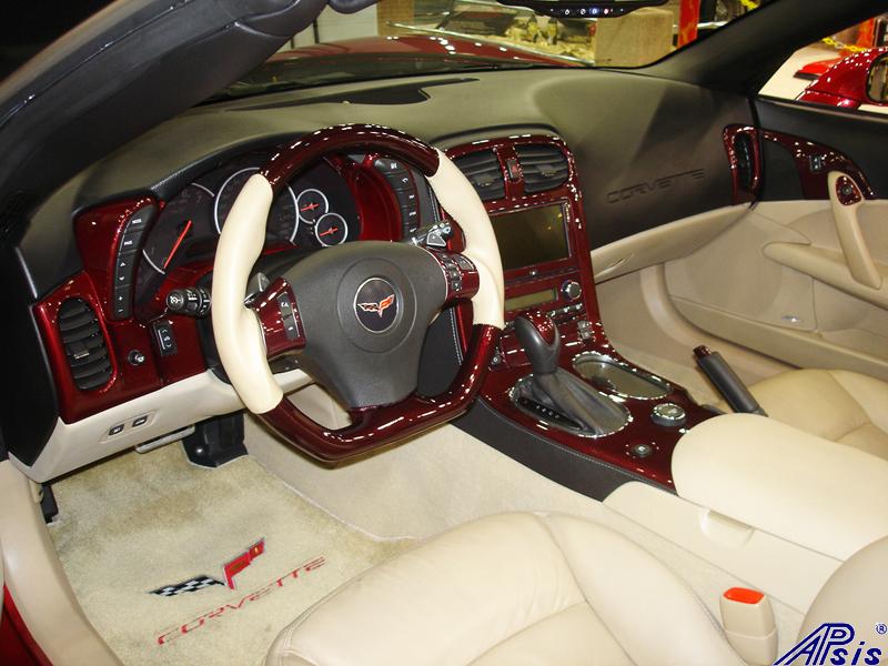 C6 C5 Red Carbon Pkg-installed-full view-5