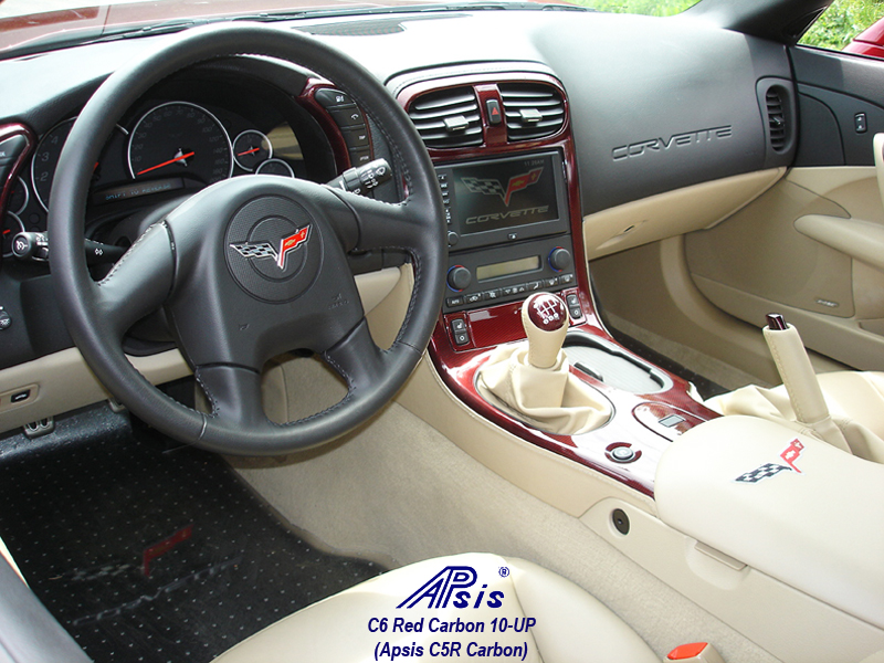 C6 C5R CF whole interior-installed-driver view-1