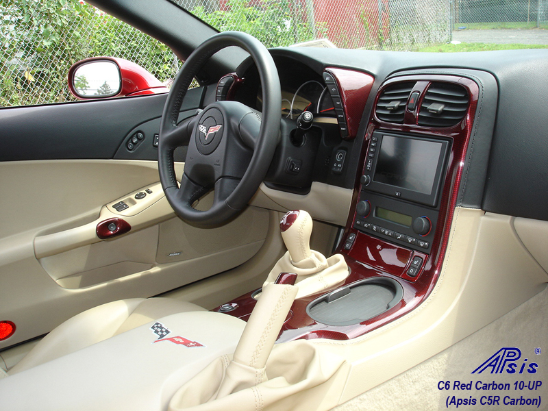 C6 C5R CF whole interior-installed-pass view-1