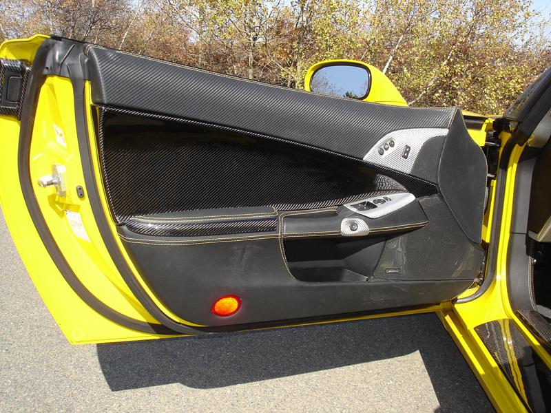 C6 Carbon Door Panel-installed-driver-2-excellent