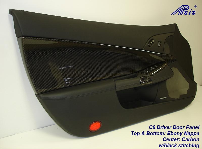 C6 Carbon-Leather Door Panel DF-full-4