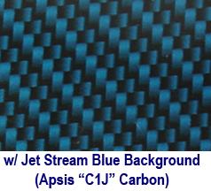 C6 Carbon Look w-Jet Stream Blue Background 238x178