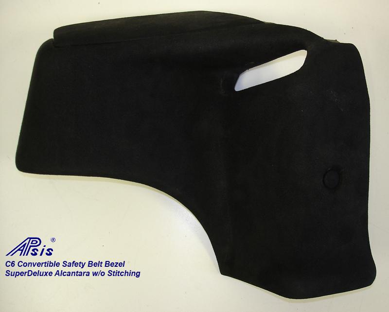 C6 Convertible Safety Belt Bezel-SA-2