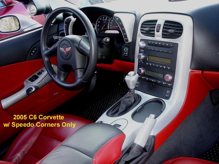 C6 Corvette-SilverCF-full view - 768p 72P Red