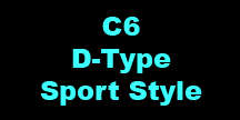 C6 D-Type Sport Style
