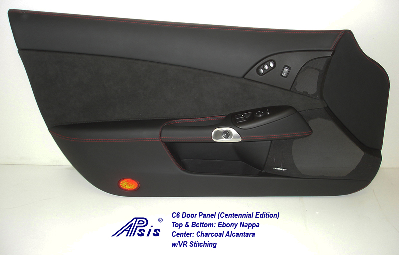 C6 Door Panel-EB+CAL w-VR for cenntenial edition-driver-1