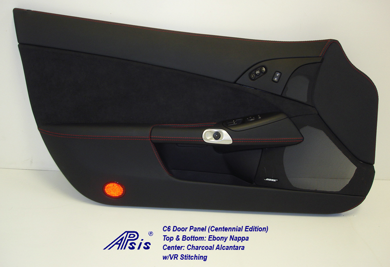 C6 Door Panel-EB+CAL w-VR for cenntenial edition-driver-3