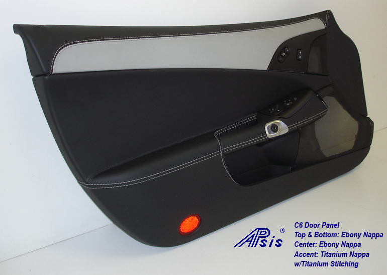 C6 Door Panel-EB+TI Accent on top-driver-individual-2 w-flash