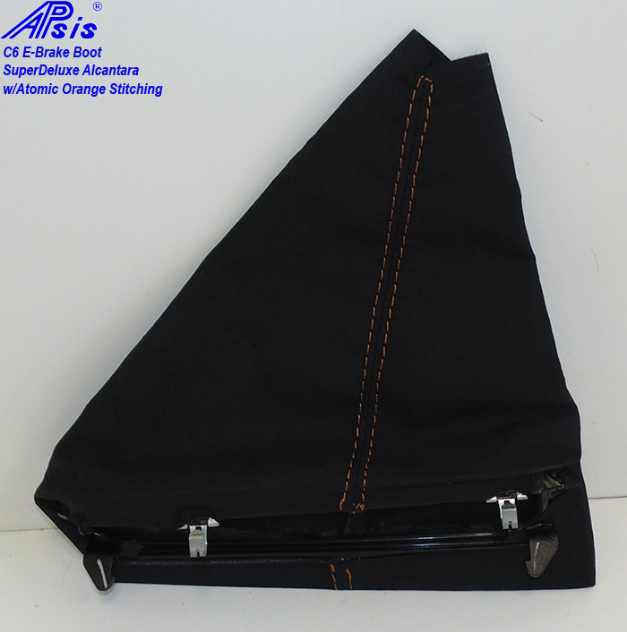 C6 E-Brake Boot-SA w-ao stitching-individual-2
