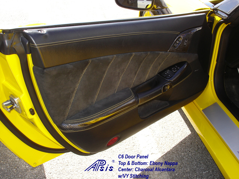 C6 EB+AL w-yellow stitching-harolds car-driver-2 harolds car