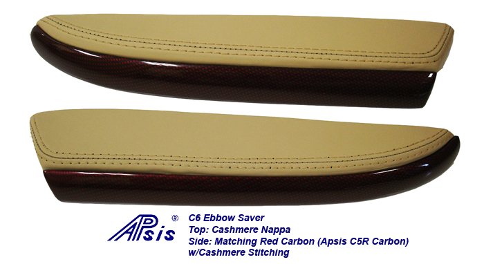 C6 Elbow Saver-C5R+cashmere-pair-best