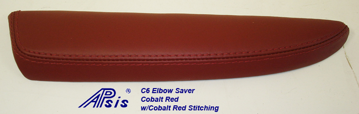 C6 Elbow Saver-cobalt red-1-single