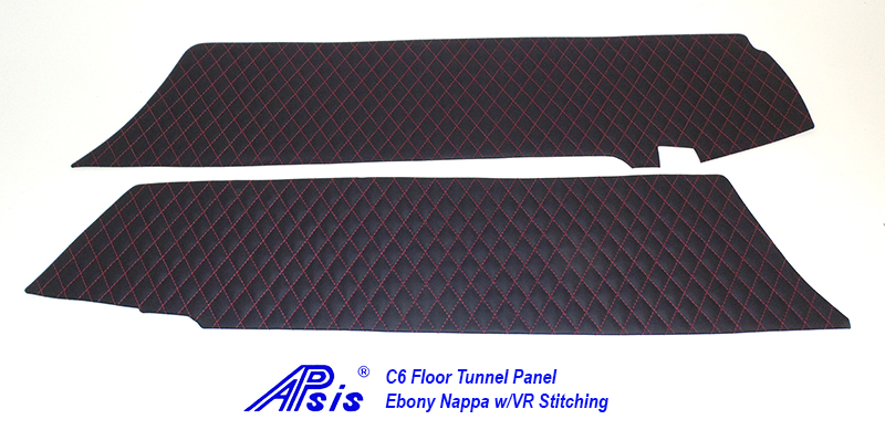 C6 Floor Tunnel Panel-EB w-vr stitching-1