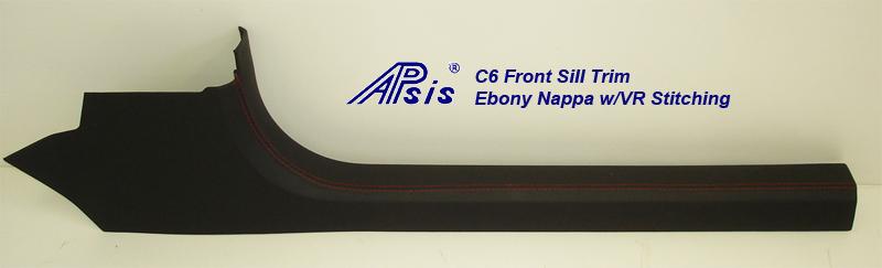 C6 Front Sill-EB w-vr stitching-2 pass