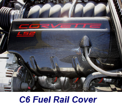 C6 Fuel Rail Cover-driver side-1 250