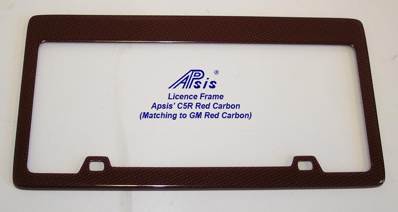 C6 Licence Frame-C5R Carbon-1