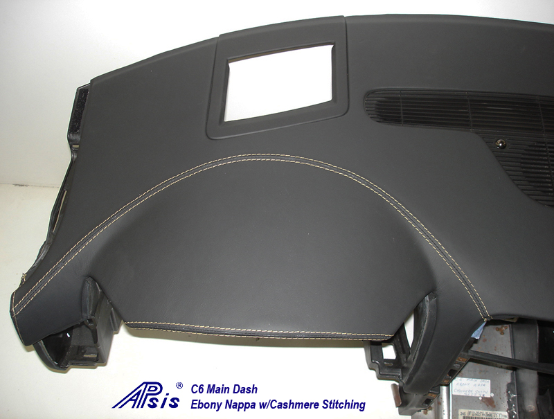 C6 Main Dash-EB w-cashmere stitching-individual-5 clost shot