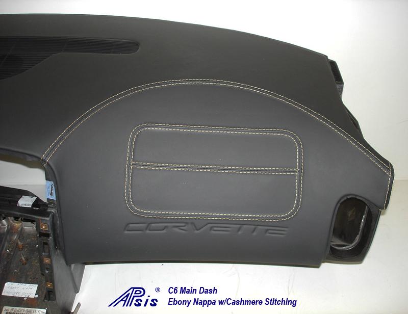 C6 Main Dash-EB w-cashmere stitching-individual-6 clost shot