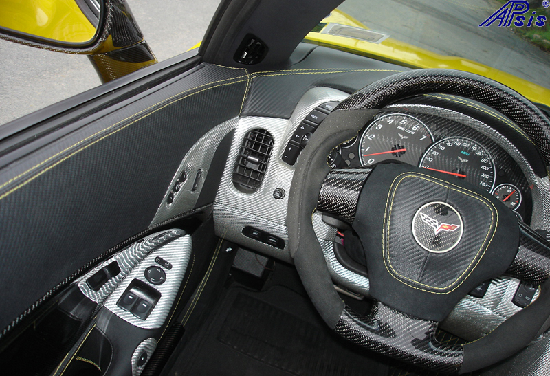 C6 Main Dash-show where door panel meet main dash-driver side-3