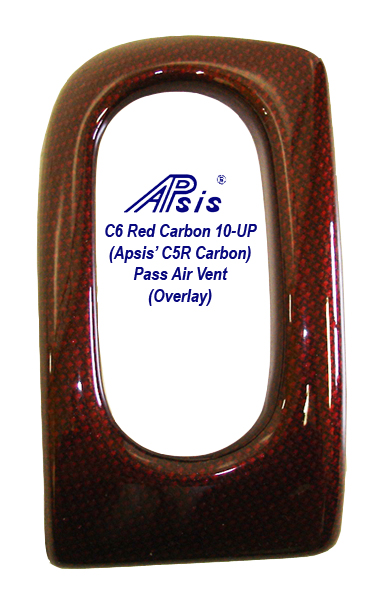 C6 Red Carbon-pass air vent-1