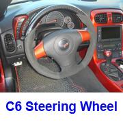 C6 Steering Wheel