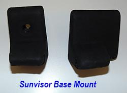 C6 Sunvisor Base Mount-SA-1 250