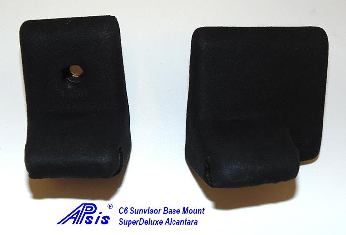 C6 Sunvisor Base Mount-SA-1
