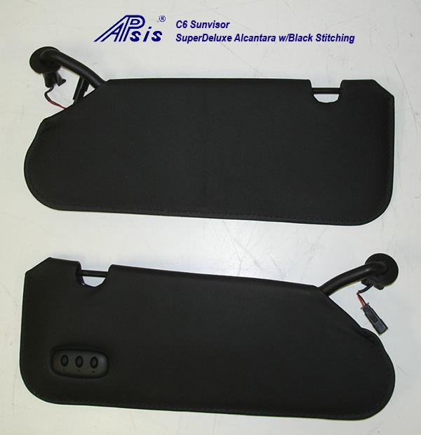 C6 Sunvisor-SA w-black stitching-1
