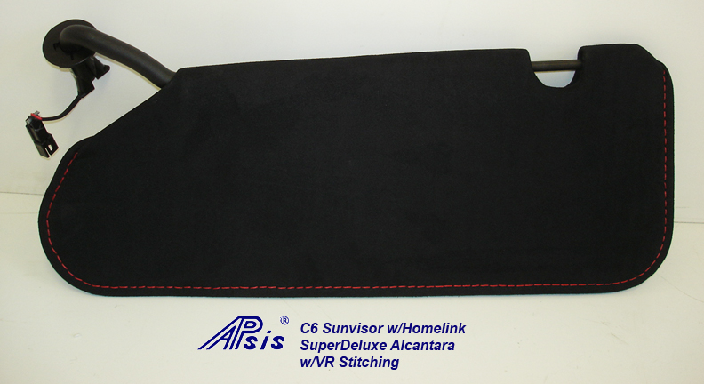 C6 Sunvisor-SA w-vr stitching-1 pass