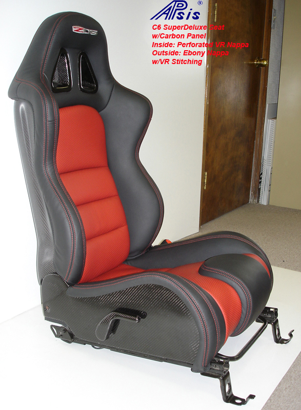 C6 SuperDeluxe Seat w-carbon panel-full-side view-pass-1
