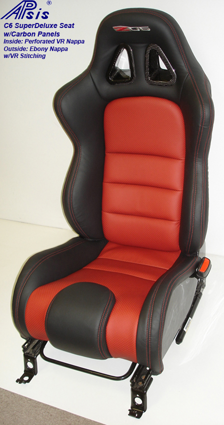 C6 SuperDeluxe Seat w-carbon panel-full-side view-pass-3