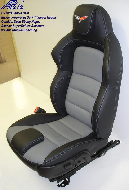 C6 UltraDeluxe Seat-perf dark titanium+ebony-driver seat-1-done
