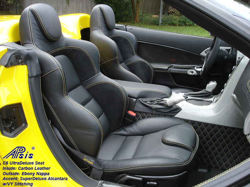 C6 UltraDepuxe Seat-EB+CL+SA-installed on jerseys car-pass view-2