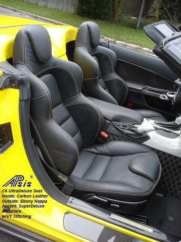 C6 UltraDepuxe Seat-EB+CL+SA-installed on jerseys car-pass view-3