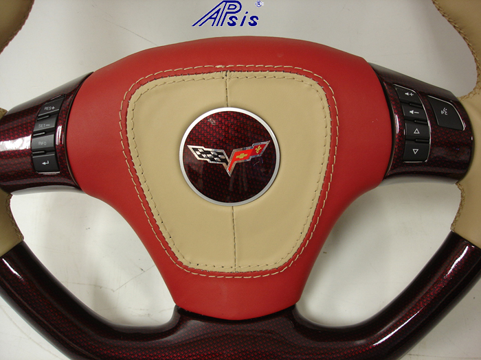 C6 UltraSport SW w-c5 red carbon-cashmere-4-airbag only