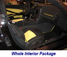 C6 Whole Interior Package 220