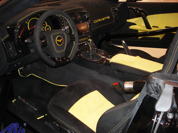 C6 Whole Interior-all alcantara w-yellow stitching-lou-1