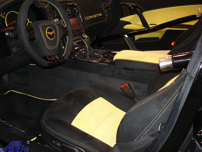 C6 Whole Interior-all alcantara w-yellow stitching-lou-2