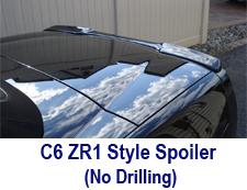 C6 ZR1 Spoiler