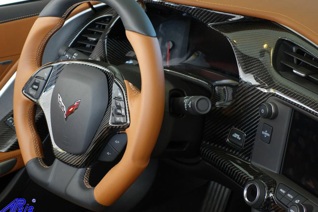 C7 Carbon Interior Installed-andys car-3