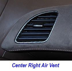 C7 Center Right Air Vent-CF-individual-1 250