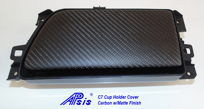 C7 Cup Holder Cover-matte finish-individual-1