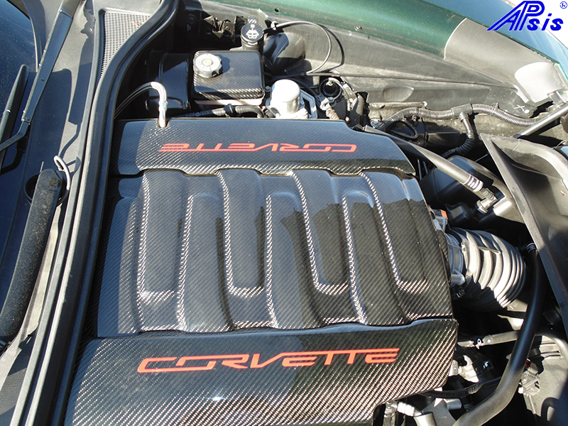 C7 EngineCenterTopCover-installed-5